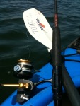 Fishing and Kayaking - Who could ask for better?