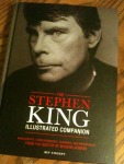 So excited! Just came! Photo kind of spooky! @cemeterydance #StephenKing