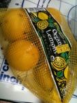 Opps! Forgot lemon juice! Good thing I have these.