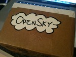 Look what I got today!! #OpenSky