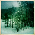 Another Lovely Snowy Day #Crotched_Mtn