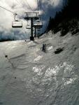 Skiing Loon Mountain