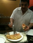 Fried Pizza @CrushPizza #NashuaTweetup